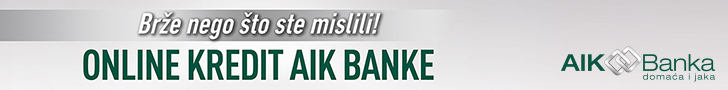 AIK Banka online krediti