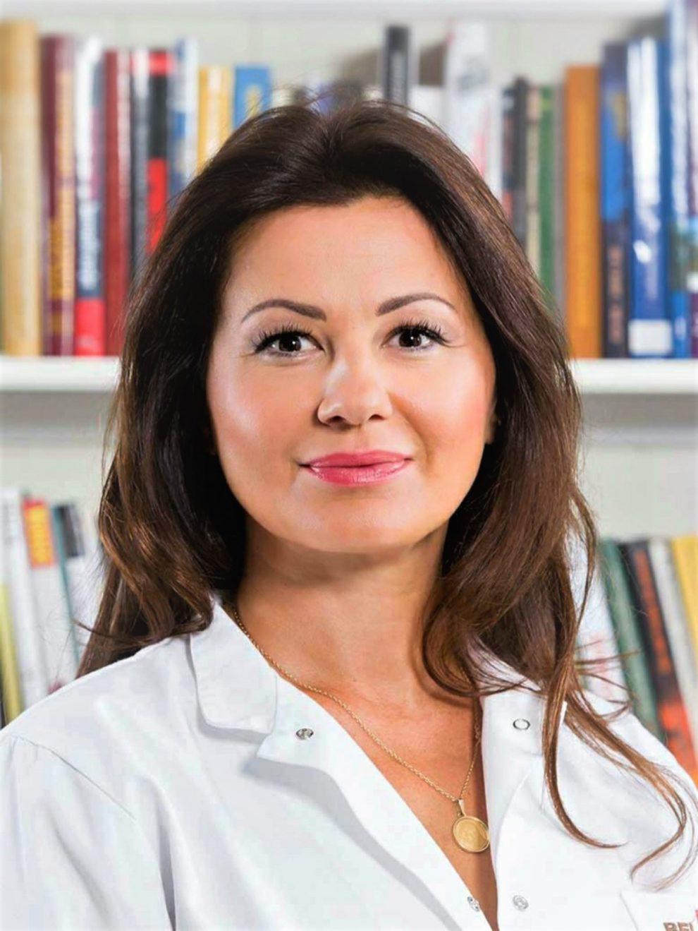 Doc Univ dr Ljiljana Čvorović